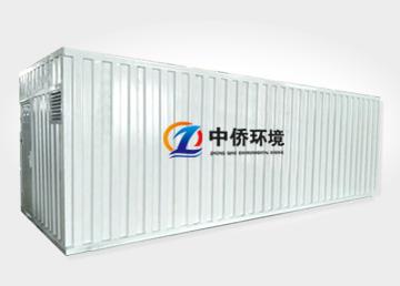 集装箱一体化污水处理设备