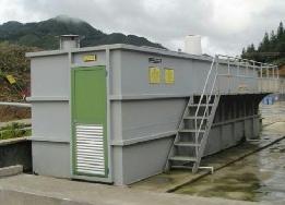 mbr一体化污水处理设备污水处理的