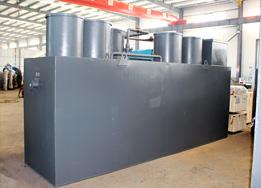 mbr一体化污水处理设备工艺是什么