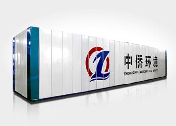 电伴热集装箱mbr一体化污水处理设备