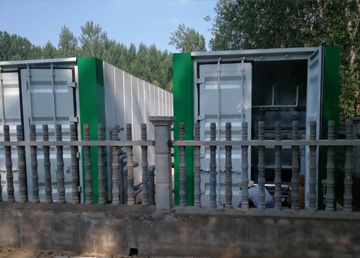 南京mbr污水处理设备
