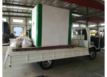 安徽集装箱MBr一体化污水设备