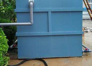 河南洗浴MBR一体化污水处理设备