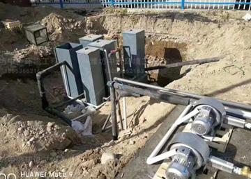 新疆巴音郭楞mbr一体化污水处理设备