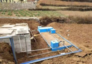广州mbr一体化污水处理设备