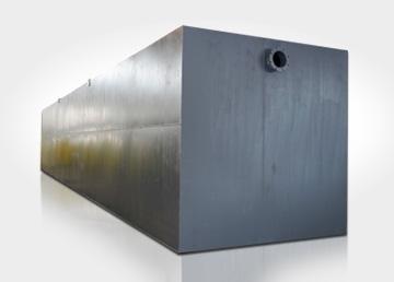 膜一体化污水处理设备