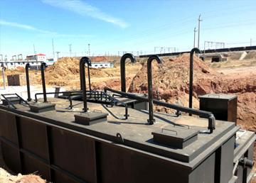 绵阳mbr膜一体化污水处理设备