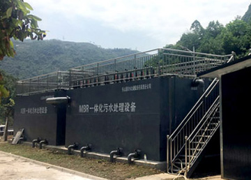 山东MBR膜一体化污水处理设备