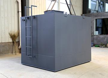 小型mbr污水处理设备