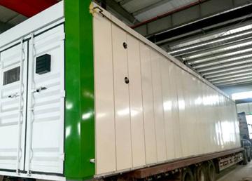 MBR污水处理设备运行方案