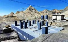 MBR污水处理设备的配套