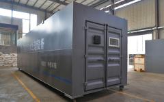 MBR一体化污水处理设备构造